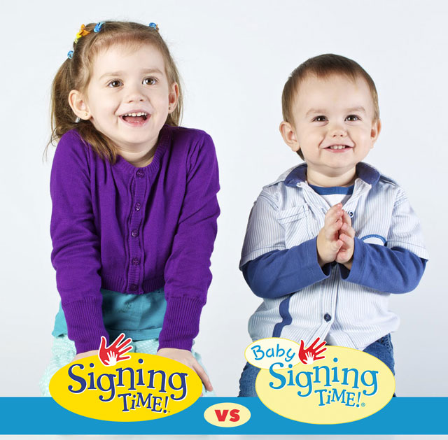 Baby Signing Time vs Signing Time > Where to Start